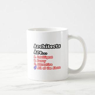 Architects Quiz...Joke Coffee Mug