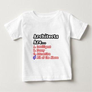 Architects Quiz...Joke T-shirt