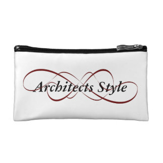 Architects Style small cosmetic bag
