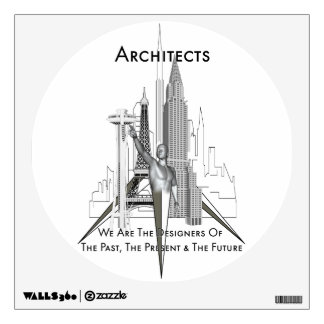 Architects Walls360 Decal
