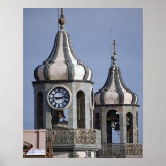 Architectue del Moorish de La Orotava Tenerife Impresiones