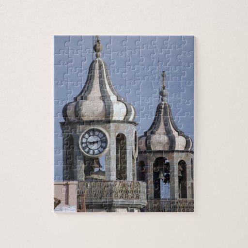 Architectue del Moorish de La Orotava, Tenerife Puzzle
