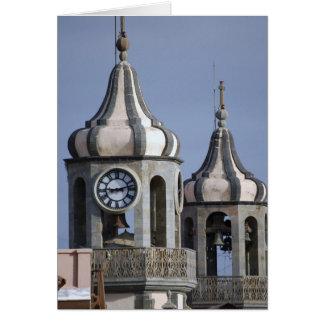 Architectue del Moorish de La Orotava Tenerife Felicitaciones