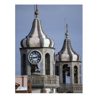 Architectue del Moorish de La Orotava, Tenerife Tarjeta Postal