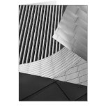 Architectural Abstract - Chicago Card