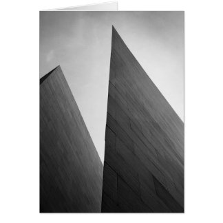 Architectural Abstract - DC Card