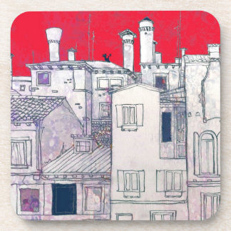 architectural coasters