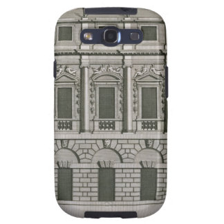 Architectural design demonstrating Palladian propo Galaxy S3 Case