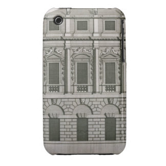 Architectural design demonstrating Palladian propo iPhone 3 Cover