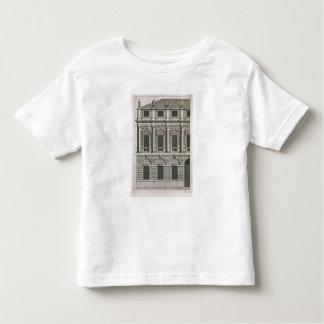 Architectural design demonstrating Palladian propo Shirts