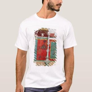 Architectural detail with a landscape T-Shirt