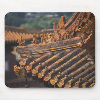 Architectural details in the Forbidden City, Mouse Pad