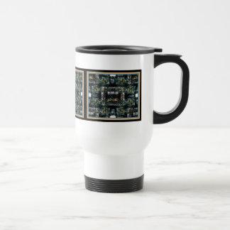 Architectural Drawing Travel Mug