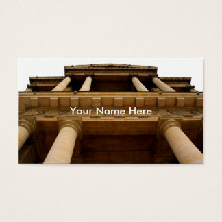 Architectural Elements Business Card