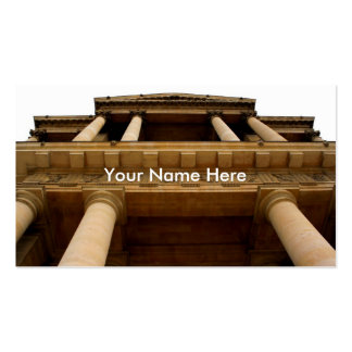 Architectural Elements Business Cards