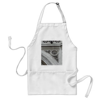 Architectural Elements from Ireland Adult Apron