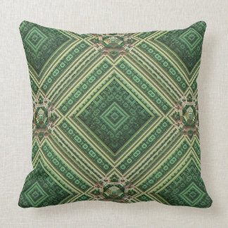 Architectural Elements Pattern Pillow