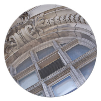 Architectural Elements Party Plate