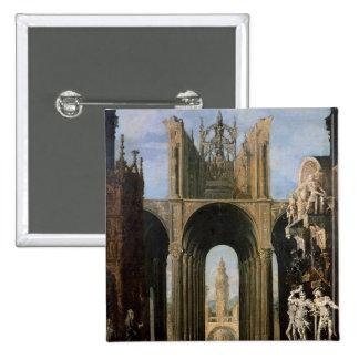 Architectural Fantasy Pin