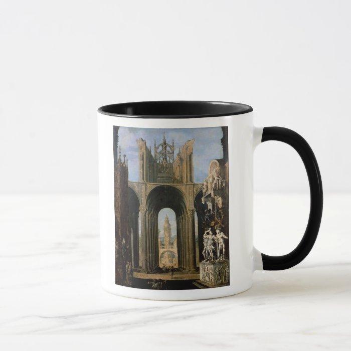 Architectural Fantasy Mug