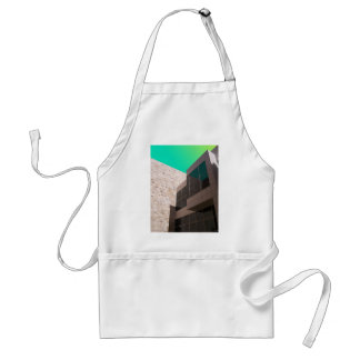 Architectural Graphics And Light Adult Apron