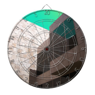 Architectural Graphics And Light Dart Board