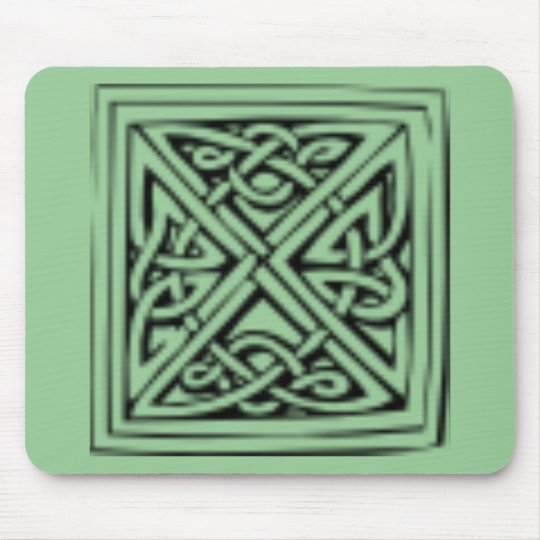 Architectural Motif Mouse Pad