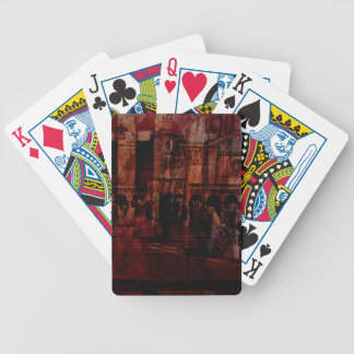 Architectural Oddity Bicycle Playing Cards