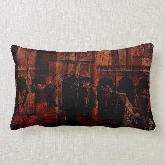 Architectural Oddity Lumbar Pillow