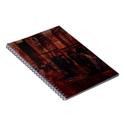 Architectural Oddity Notebook
