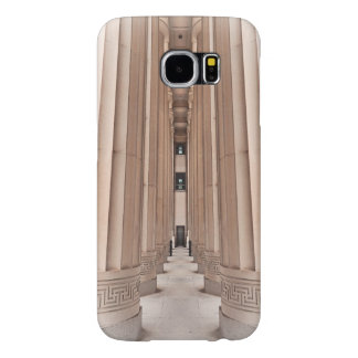 Architectural Pathway of Pillars Samsung Galaxy S6 Case