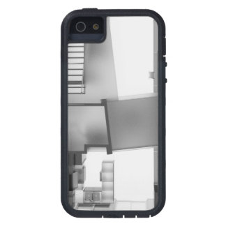 Architectural rendering phone cover