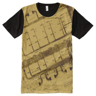 Architectural Series 2 All-Over-Print Shirt