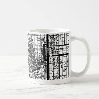 architecture 2 coffee mug