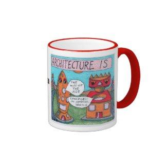 Architecture #3 mugs