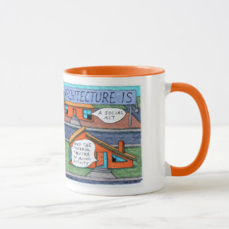 Architecture #4 mug