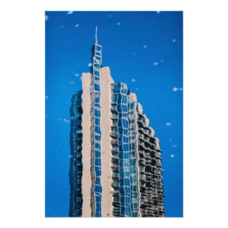 Architecture Abstraction Photo Print