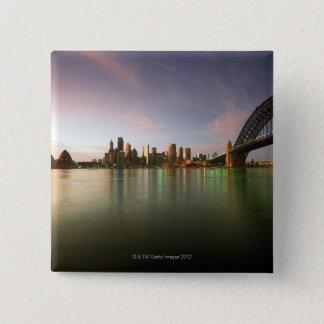 Architecture Australia Bridge Calm Cities City Button