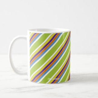 Architecture Basics (building block plaid) mug
