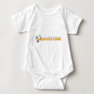 Architecture Brigade Baby Bodysuit