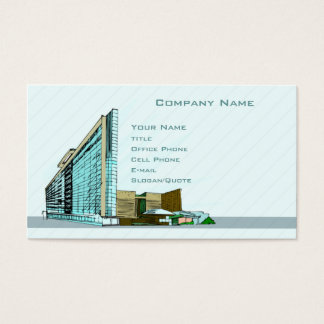 Architecture Business Card
