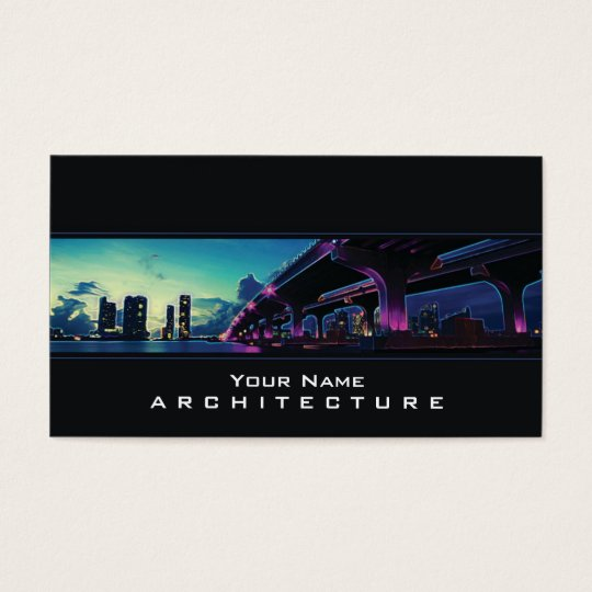 Architecture - Business Card