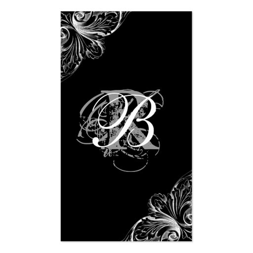 Architecture Business Card Wedding Planner