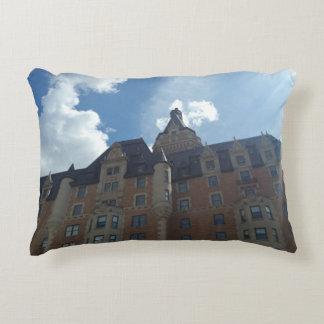 Architecture charm decorative pillow