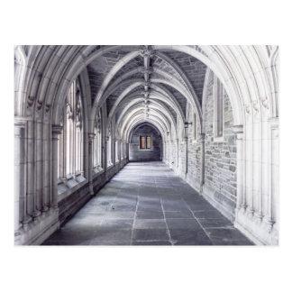 Architecture Elements Arches Postcard