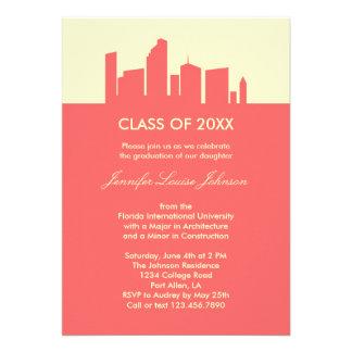 Architecture Graduation Invitation