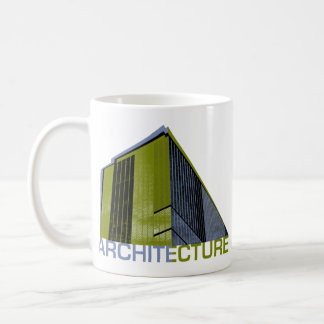 Architecture Graphic Coffee Mug