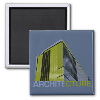Architecture Graphic Magnet