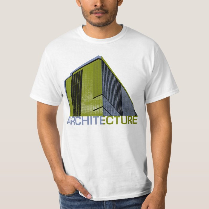 Architecture Graphic T-Shirt