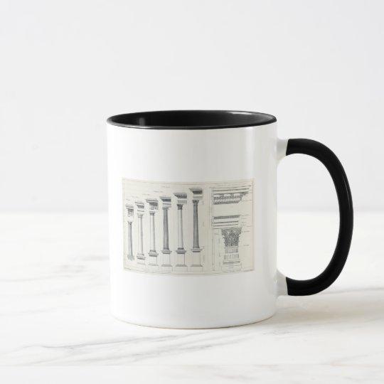 Architecture I: Orders of Architecture Mug